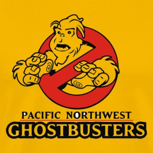 Pacific northwest ghosbusters - Men's Premium T-Shirt