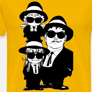 Arale Blues Brothers