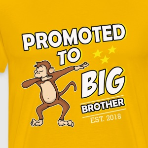 Big brother monkey - Men's Premium T-Shirt