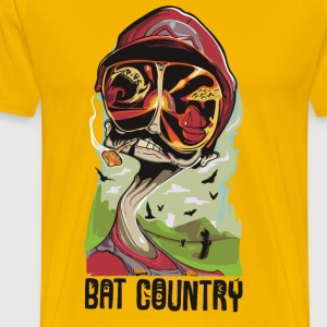 Fear and Mario at Bat Country - Men's Premium T-Shirt