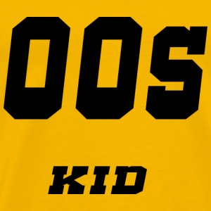00s kids - Men's Premium T-Shirt