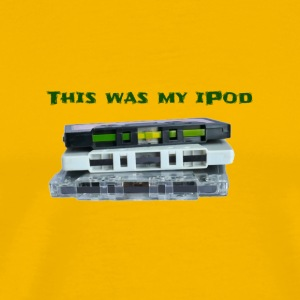My iPod Shirt - Men's Premium T-Shirt
