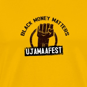 Ujamaafest 2017 Official Design - Men's Premium T-Shirt