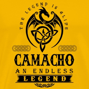 CAMACHO - Men's Premium T-Shirt