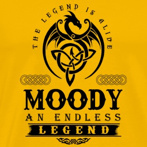 MOODY - Men's Premium T-Shirt
