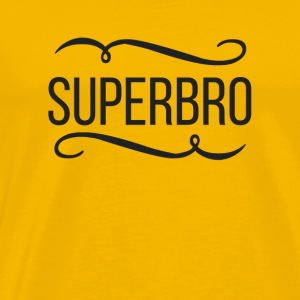 SUPERBRO - Men's Premium T-Shirt