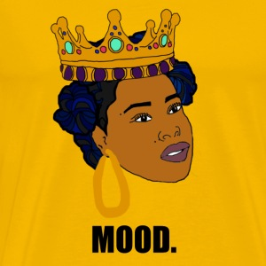 Mood | Black Girl Magic - Men's Premium T-Shirt