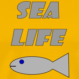 sealife - Men's Premium T-Shirt