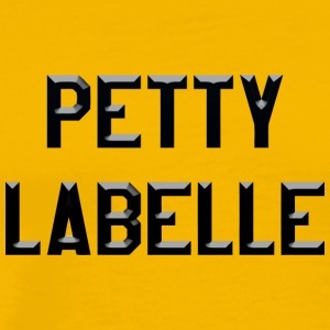 Petty labelle - Men's Premium T-Shirt