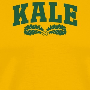 Kale University - Men's Premium T-Shirt