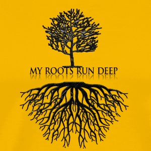 Deeply_Rooted_2017 - Men's Premium T-Shirt
