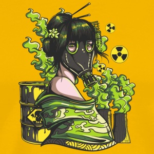 Nuclear mask - Men's Premium T-Shirt