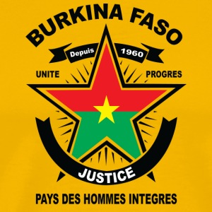 BURKINA_FASO - Men's Premium T-Shirt