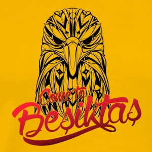 Come to Besiktas - Men's Premium T-Shirt