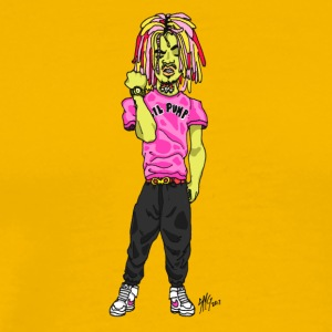 LIL PUMP - Men's Premium T-Shirt