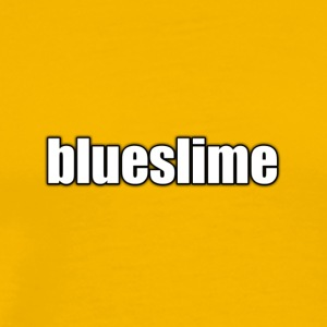 Blueslime - Men's Premium T-Shirt