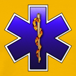 Star Of Life (EMS) - Men's Premium T-Shirt