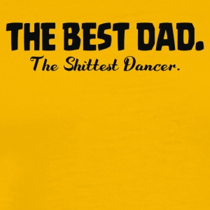 Best Dad s - Men's Premium T-Shirt
