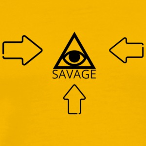 SAVAGE EYE - Men's Premium T-Shirt