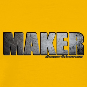 metal_maker_logo - Men's Premium T-Shirt