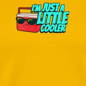 I'm just a little cooler - Men's Premium T-Shirt
