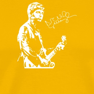 Noel Gallagher - Men's Premium T-Shirt