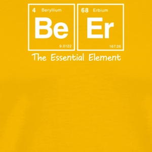 Elements of Beer - Men's Premium T-Shirt