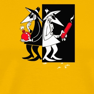 Spy Vs Spy Mad - Men's Premium T-Shirt
