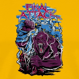 Final Attack - Men's Premium T-Shirt