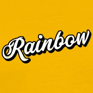 Rainbow Shirt - Men's Premium T-Shirt