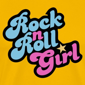 Rock n Roll Girl