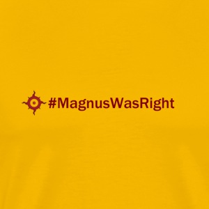 MagnusWasRight