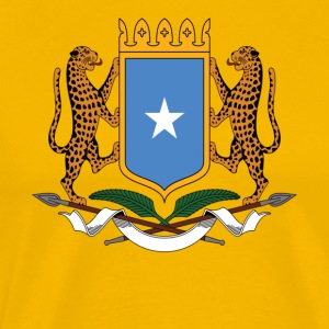 Somalia Coat of Arms Original