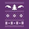 Narwhal Christmas Sweater - Men's Premium T-Shirt