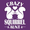 Crazy Squirrel Aunt - Men's Premium T-Shirt