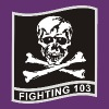 Fighting 103 VF-103 Jolly Rogers - Men's Premium T-Shirt