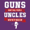 Uncles With Pretty Nieces Do T Shirt - Men's Premium T-Shirt