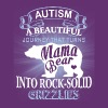 Autism Mom Beautiful Journey Turns Mama Bear Shirt - Men's Premium T-Shirt
