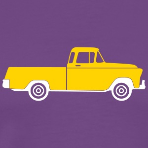 Pick-up Truck - Men's Premium T-Shirt
