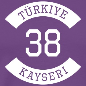 turkiye 38 - Men's Premium T-Shirt