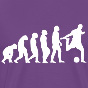 Football Evolution - Men's Premium T-Shirt