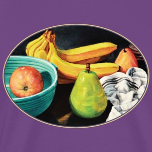 Apple, Bananas and Pears - Men's Premium T-Shirt