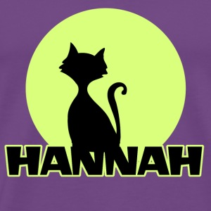 Hannah first name - Men's Premium T-Shirt
