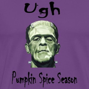 Frankenstein pumpkin spice - Men's Premium T-Shirt