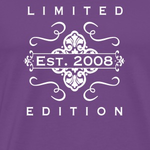 Limited Edition Est 2008 - Men's Premium T-Shirt