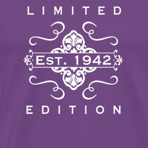 Limited Edition Est 1942 - Men's Premium T-Shirt
