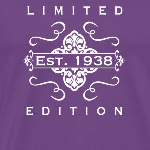 Limited Edition Est 1938 - Men's Premium T-Shirt