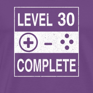 Level 30 Complete - Men's Premium T-Shirt