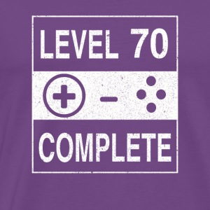 Level 70 Complete - Men's Premium T-Shirt