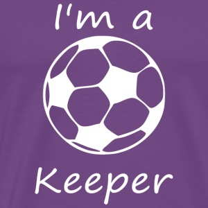 keeper2 - Men's Premium T-Shirt
